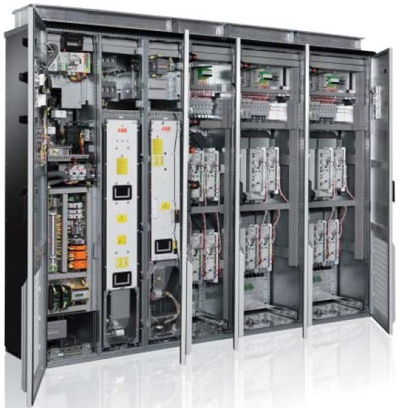 abb低压变频器 > acs880      壁挂式传动产品是在abb通用的传动架构